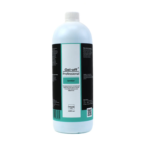 "Антисептик ""GEL-OFF"" Professional Sanitizer, 1000 мл"